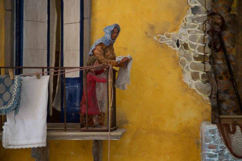 Creche of the Madonna della Nueve Church, Lipari photographed by Serge Briez ©2014 Cap médiations, Thera Explorer