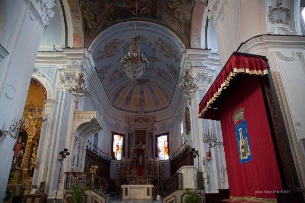 Basilica San Bartolomeo, Lipari photographed by Serge Briez ©2014 Cap médiations, Thera Explorer