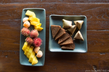 Bali's Food photographed by Serge Briez