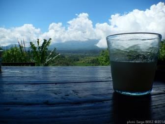 Bali's landscape photographed by Serge Briez ©Serge Briez, Cap médiations