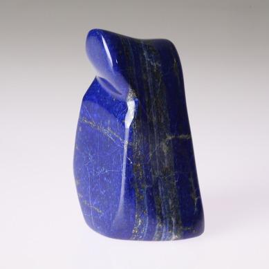 Lapis Lazuli photographed by Serge Briez for Imagin'all (http://www.cristaux-sante.com)