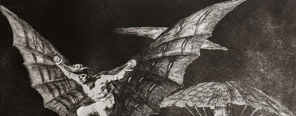 Goya's Etching photographed by Serge Briez, ©Serge Briez, Cap médiations