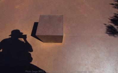 PASSAGES, Dani Karavan en hommage à Walter Benjamin - photo Serge Briez ®capmediations.2015 reproduction iinterdite