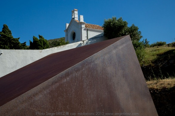 Cimetière communal de Portbou - photo Serge Briez ®capmediations.2015 reproduction iinterdite