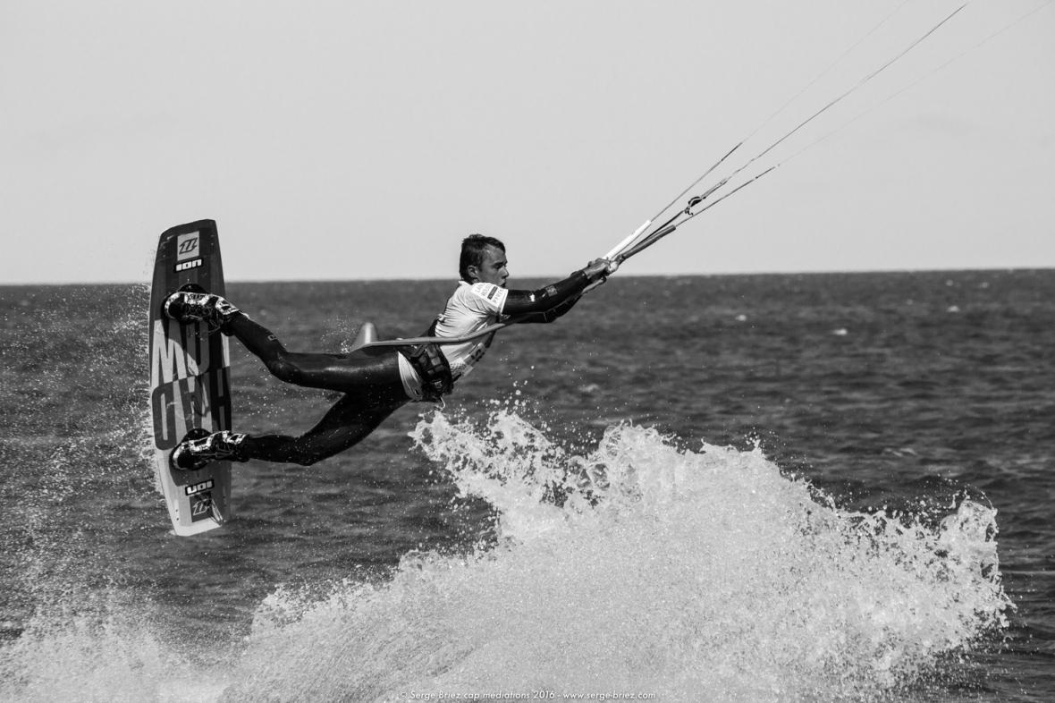 MONDIAL DU VENT 2016 Leucate La franqui , Championnat du Monde Kitesurf Freestyle, Big Air